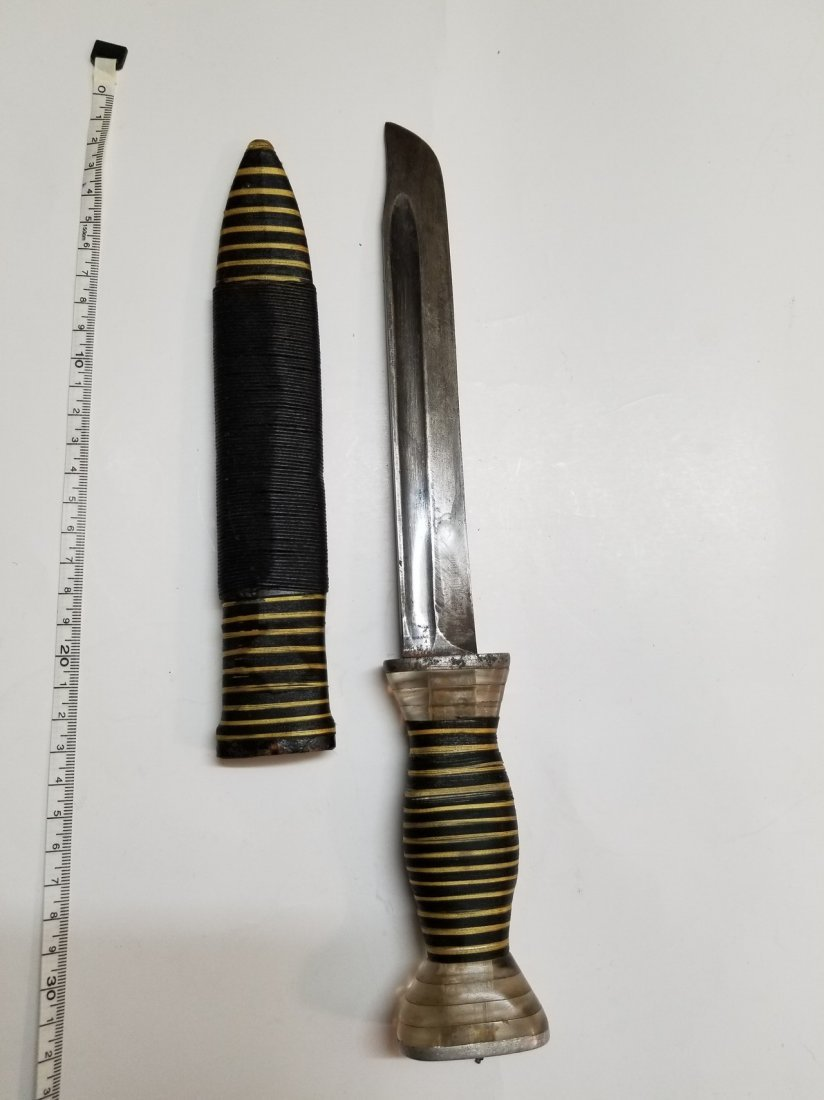 Vintage US hunting knife