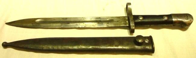 Old ww 2 knife