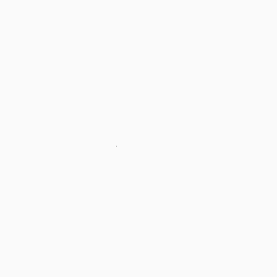 10.48 CTW Tourmaline & Diamond Halo Earrings 10K White - 3
