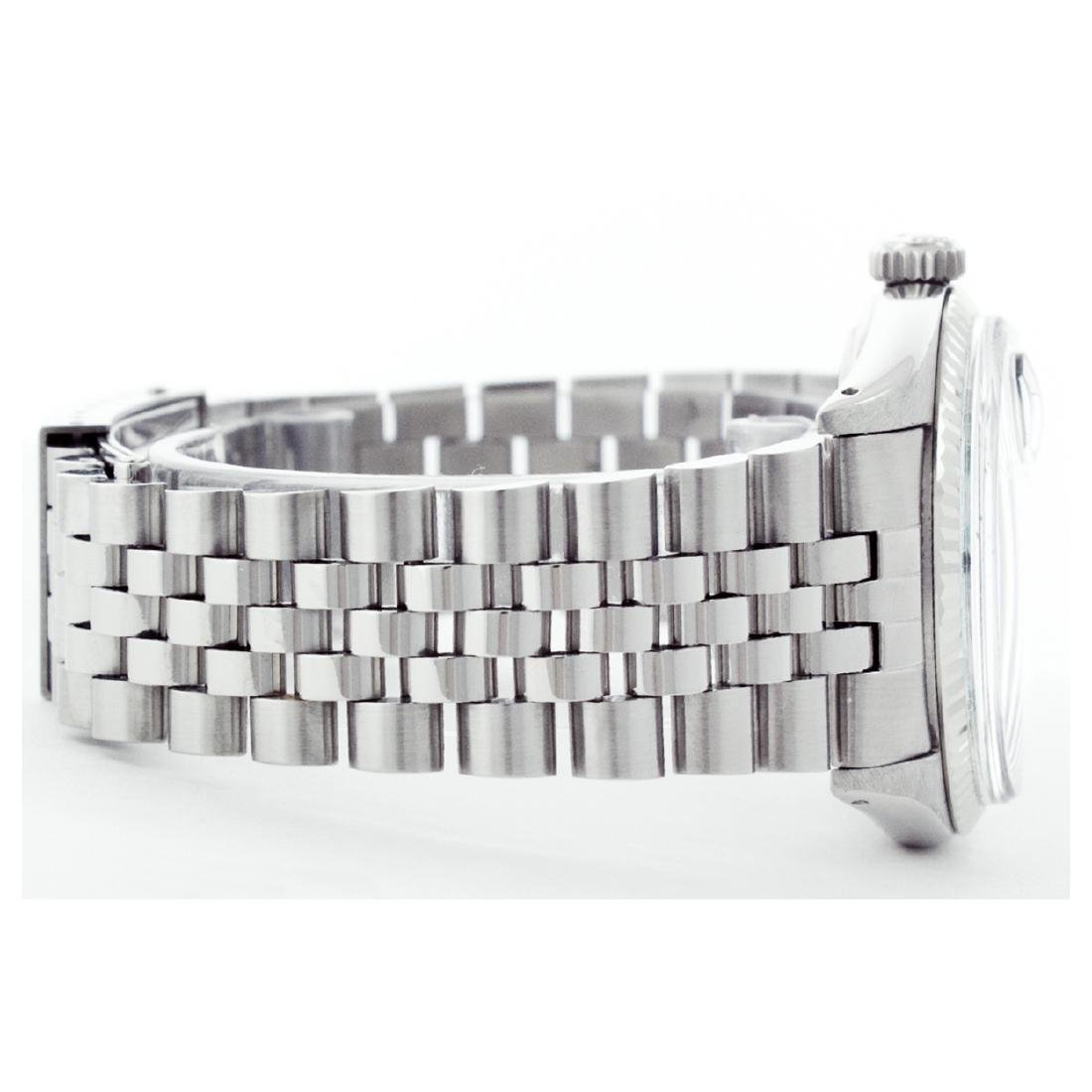 Rolex Ladies Stainless Steel, Index Bar Dial, with - 2