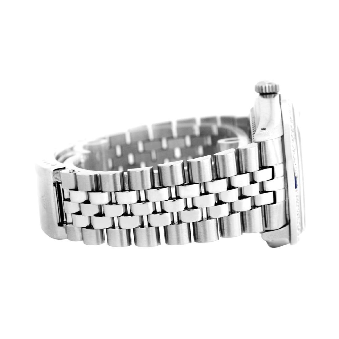Rolex Ladies Stainless Steel, Diam Dial with Pyrimid - 3