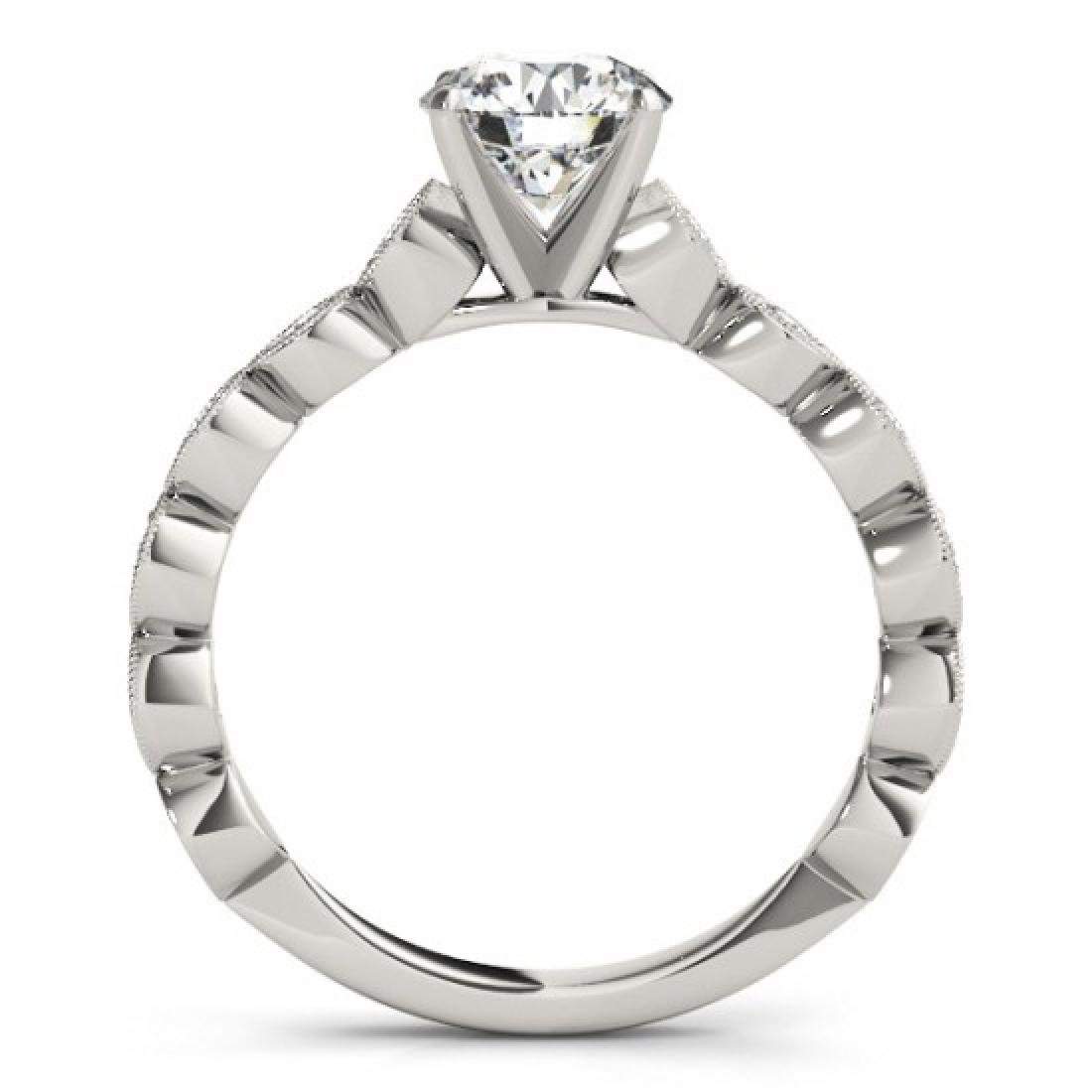 1.75 CTW Certified VS/SI Diamond Solitaire Ring 14K - 2