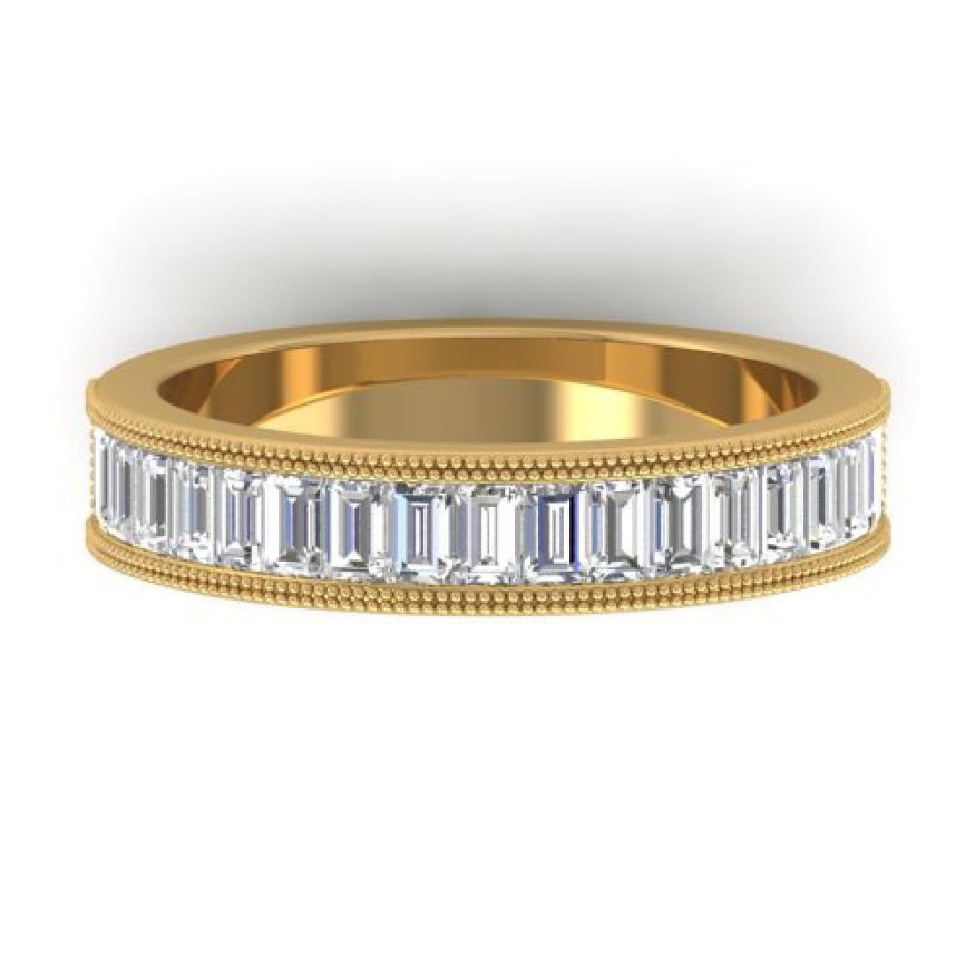 1.50 CTW Baguette Certified VS/SI Diamond Art Deco