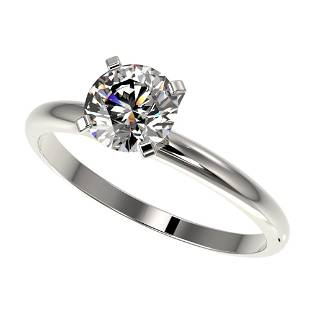 1.01 ctw Certified Quality Diamond Engagment Ring 10k