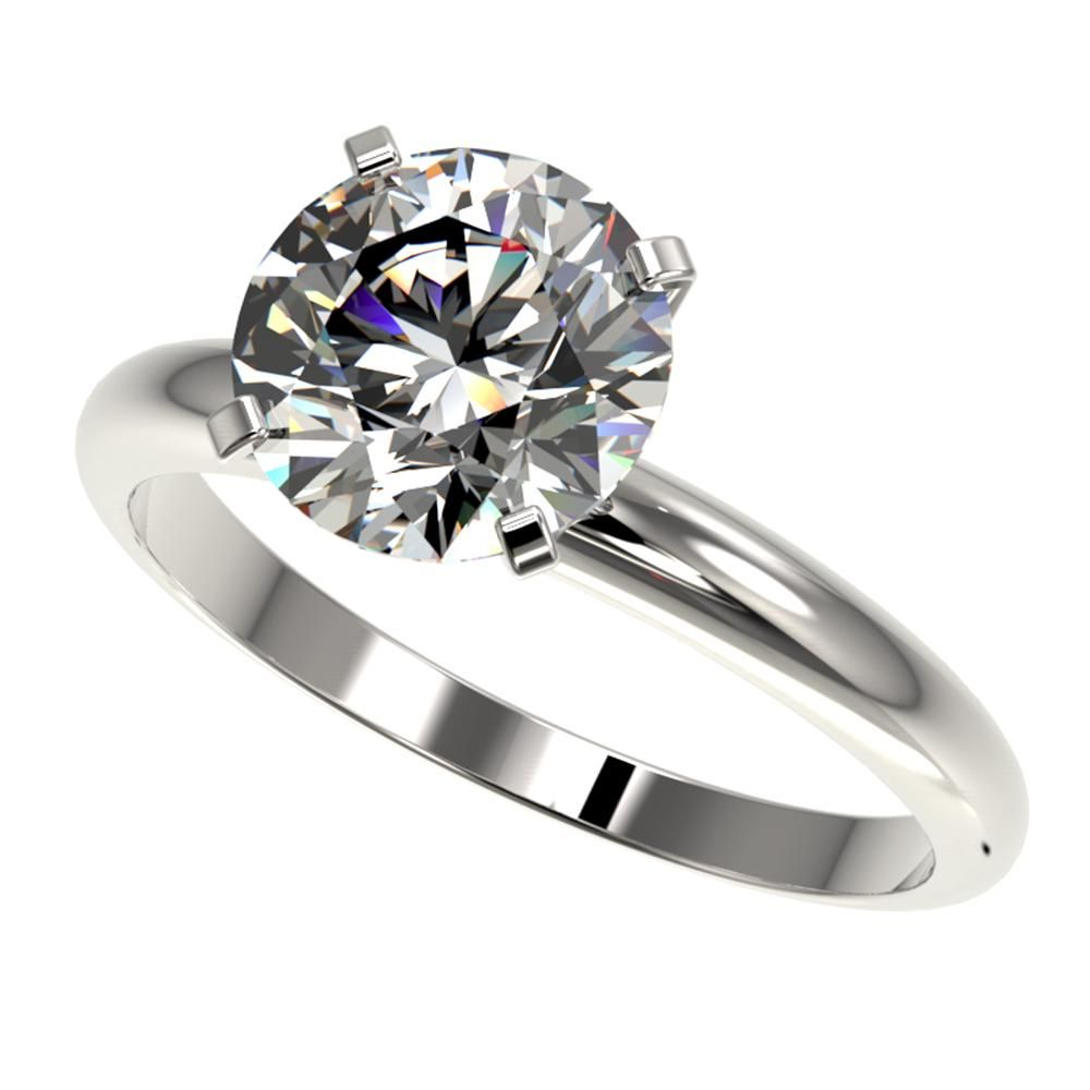 2.50 ctw Certified Quality Diamond Engagment Ring 10k