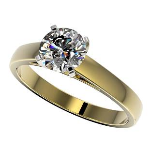 1.26 ctw Certified Quality Diamond Engagment Ring 10k
