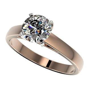 1.55 ctw Certified Quality Diamond Engagment Ring 10k