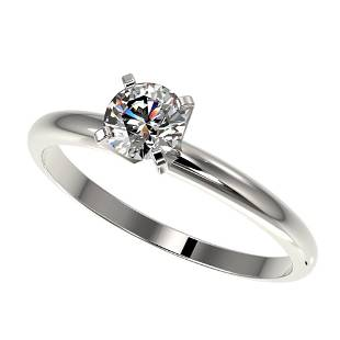 0.55 ctw Certified Quality Diamond Engagment Ring 10k