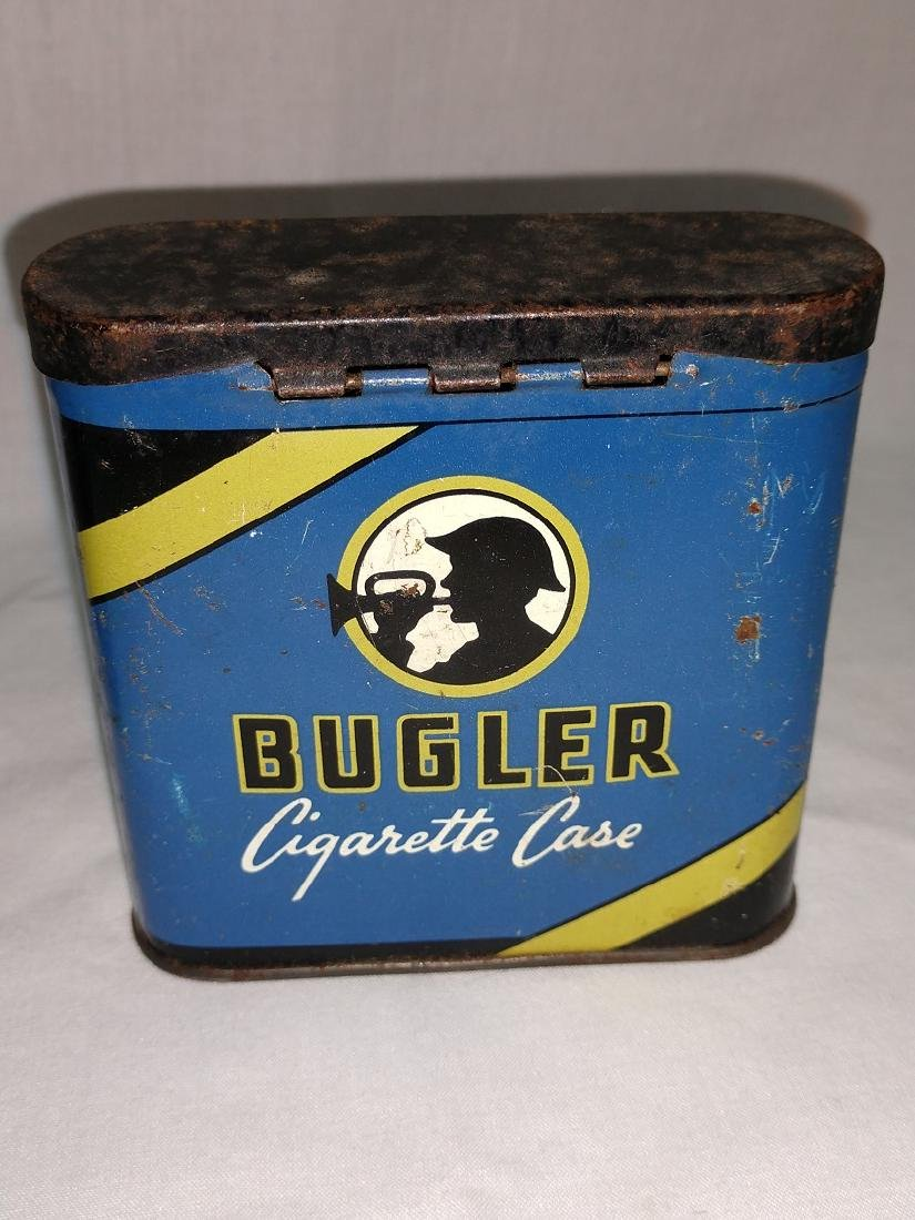 Tobacciana - Tobacco Tin Group of 4 - 9