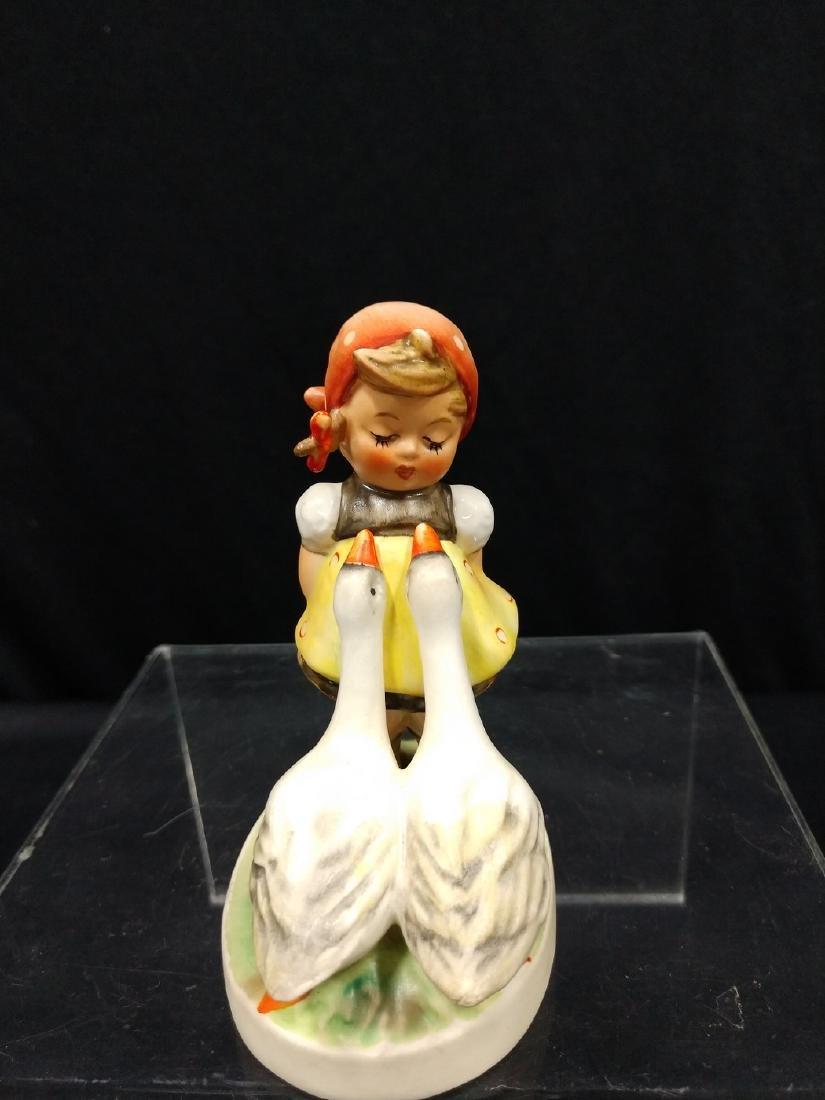 "MJ Hummel ""Goose Girl"" Figurine"