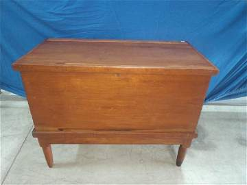Furniture - Early American Cherry Chest