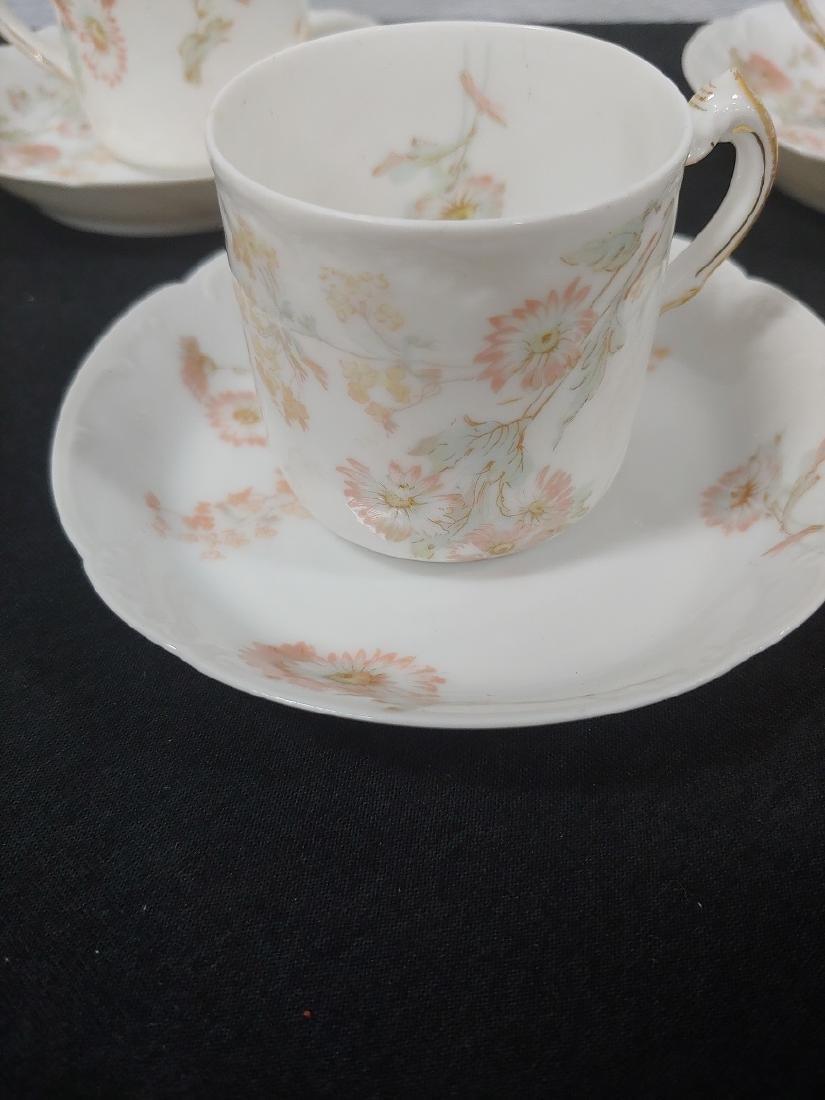 Demitase Cups & Saucers (11) - 2