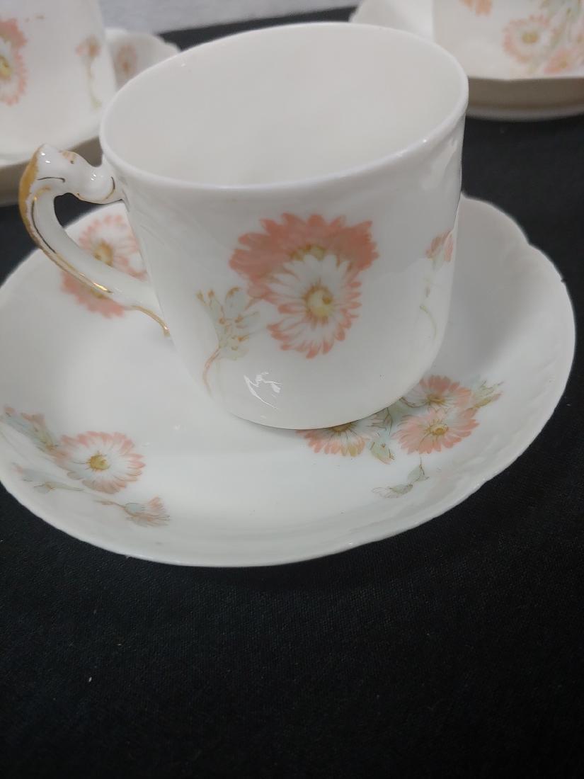Demitase Cups & Saucers (11) - 3