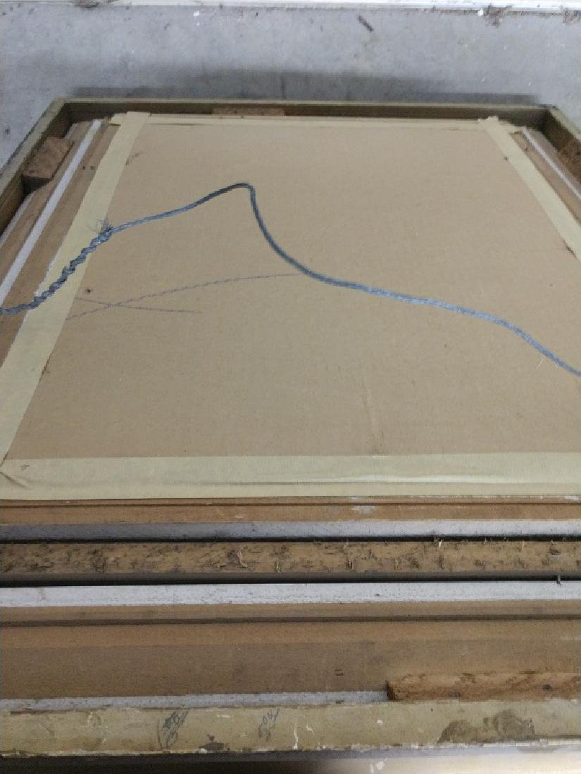 Framed Mirror - 2