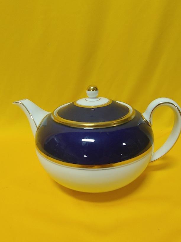 Wedgewood Bone China Tea/Coffee Pot