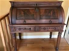 Furniture - Victorian Roll Top Desk