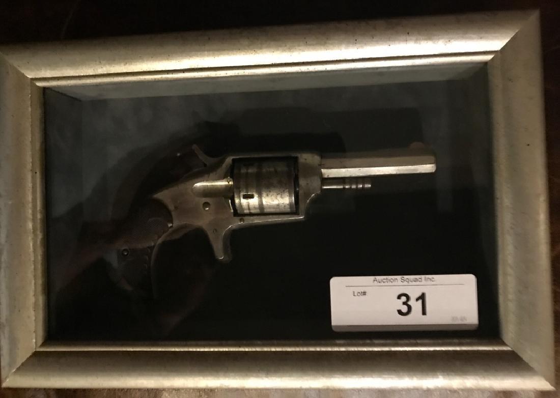 "Antique Hopkins & Allen ""dictator"" Pocket Revolver"
