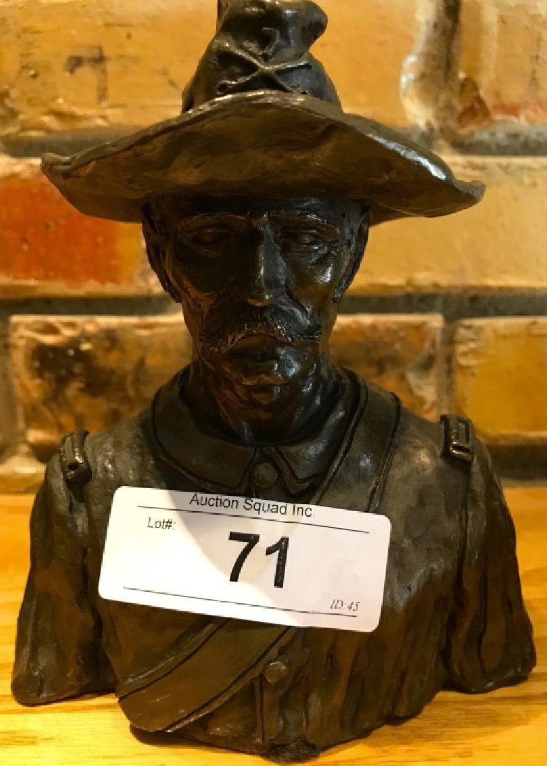 Calvary Bronze By Joe Ruiz Grandee 65/126