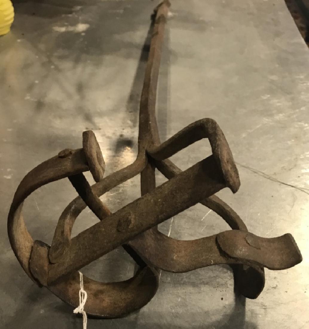 Original Branding Iron