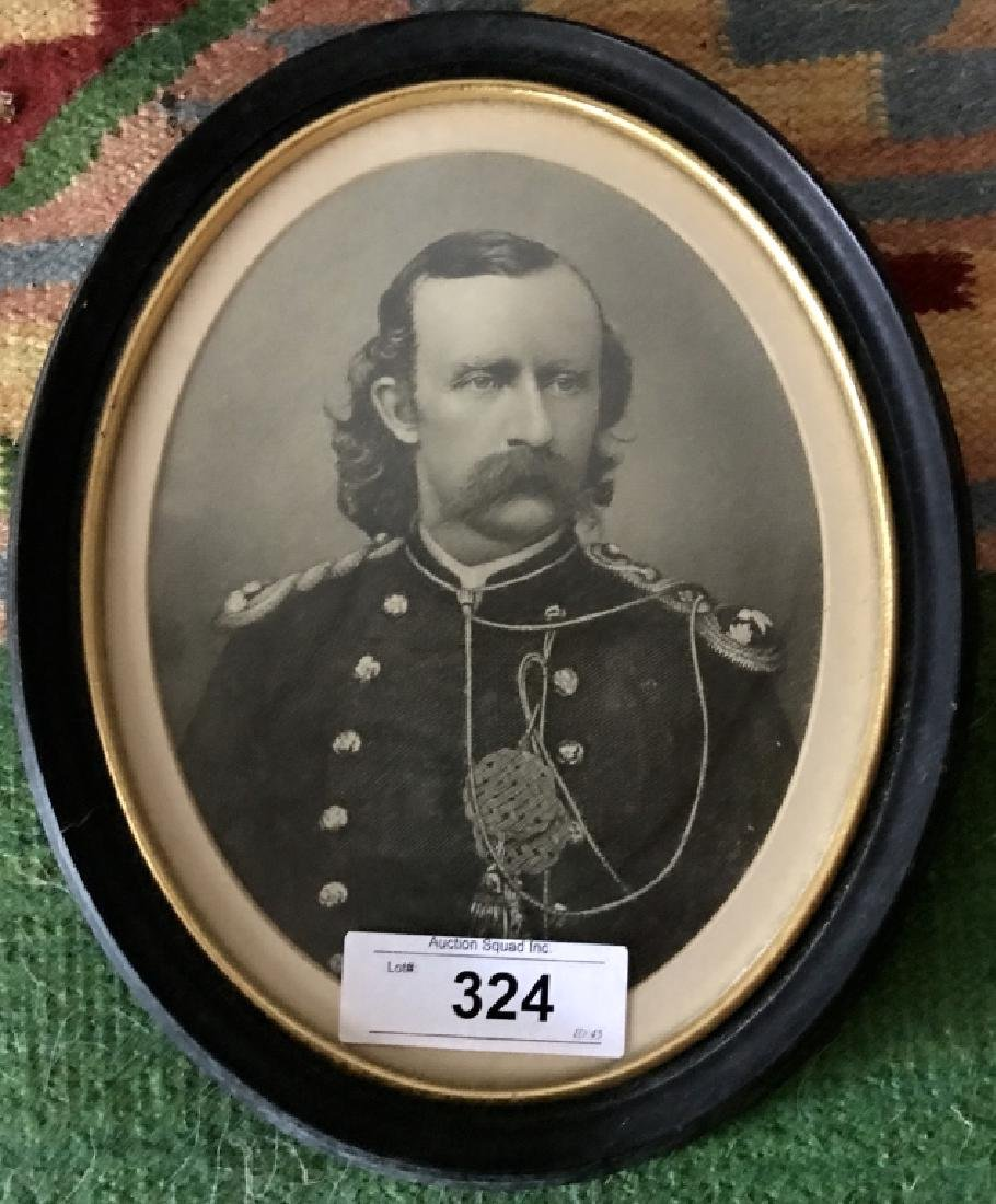 Original Photo Of George Armstrong Custer