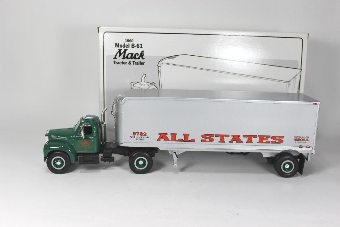 2/34 DIE-CAST ALL STATES TRUCK MODEL