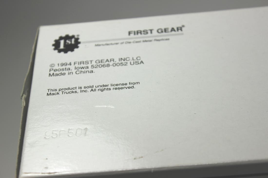 2/34 DIE-CAST ALL STATES TRUCK MODEL - 6