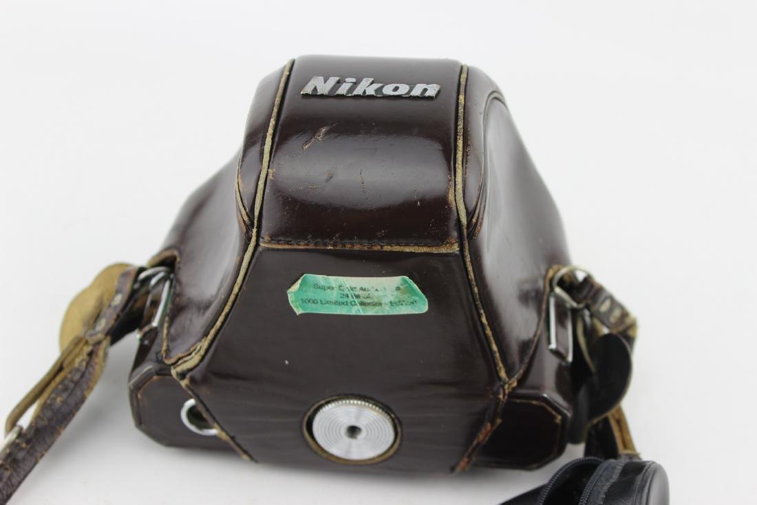 NIKON F CAMERA - 10
