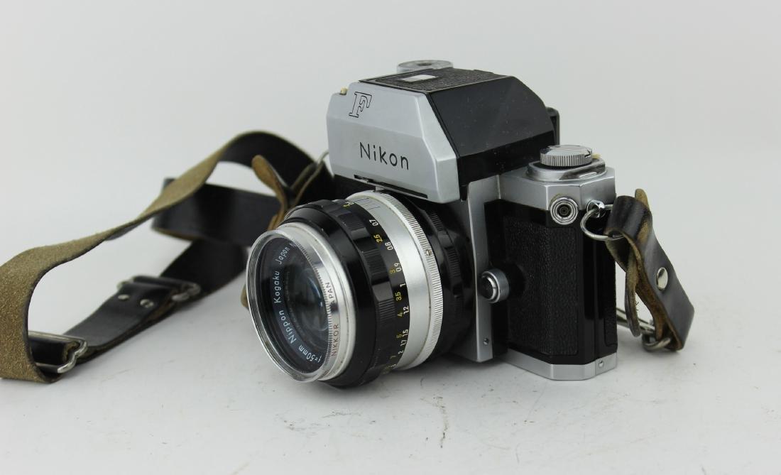 NIKON F CAMERA - 5