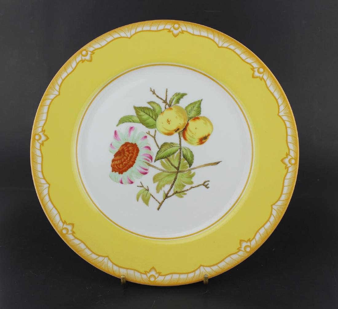"GEORGES BRIARD ""SOMERSET"" COLLECTION PLATE"