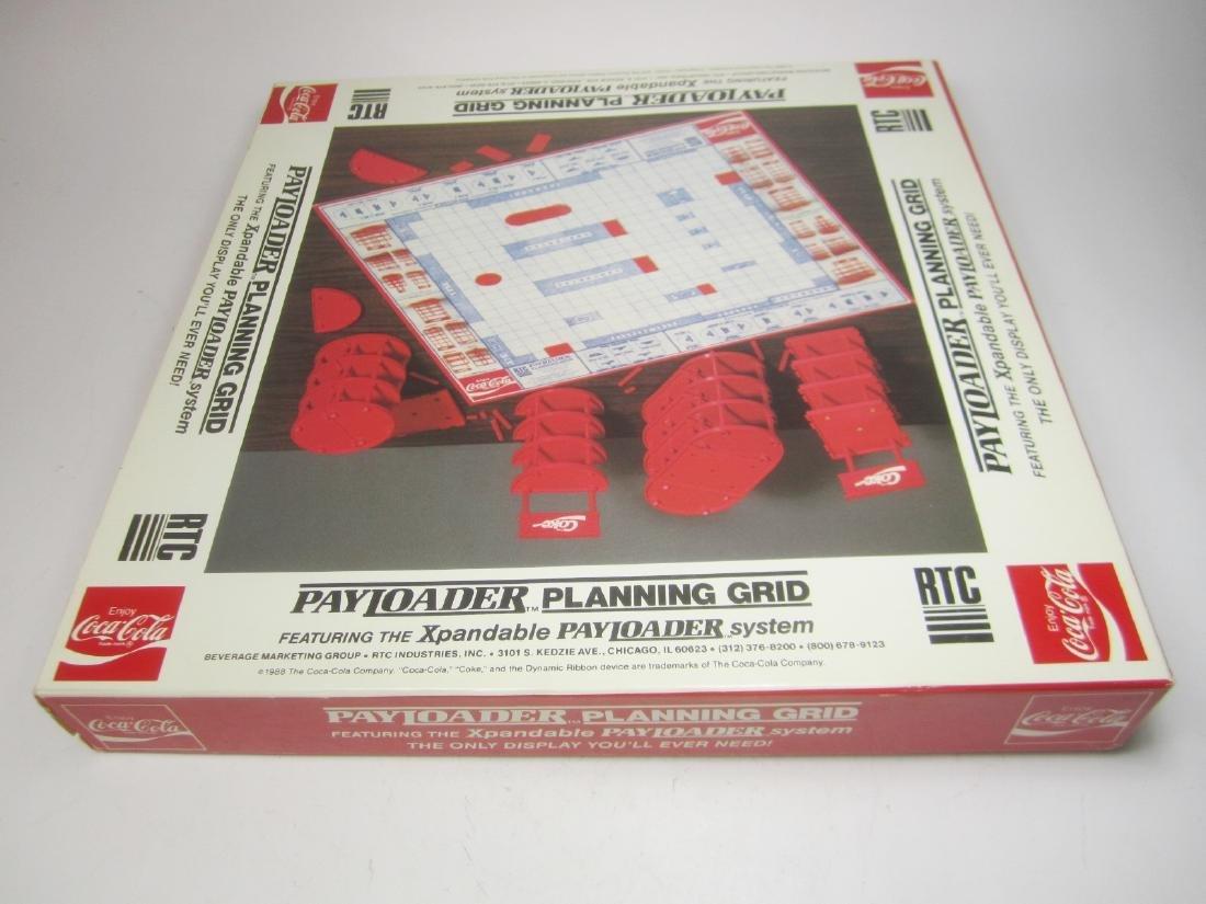 1988 COCA-COLA PAYLOADER PLANNING GRID - 3