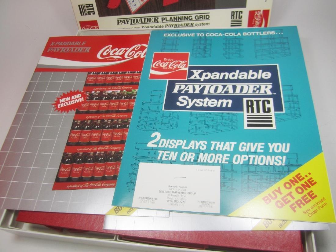 1988 COCA-COLA PAYLOADER PLANNING GRID - 7