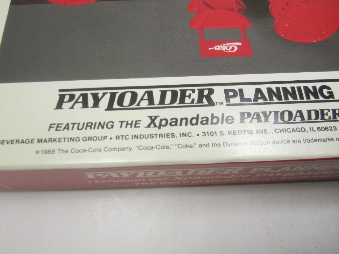 1988 COCA-COLA PAYLOADER PLANNING GRID - 8