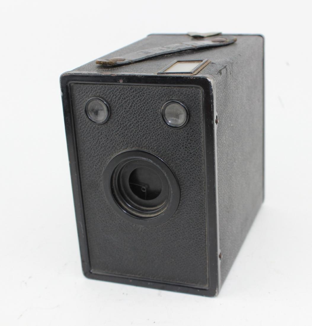 AGFA AUSCO D-6 CADET BOX CAMERA