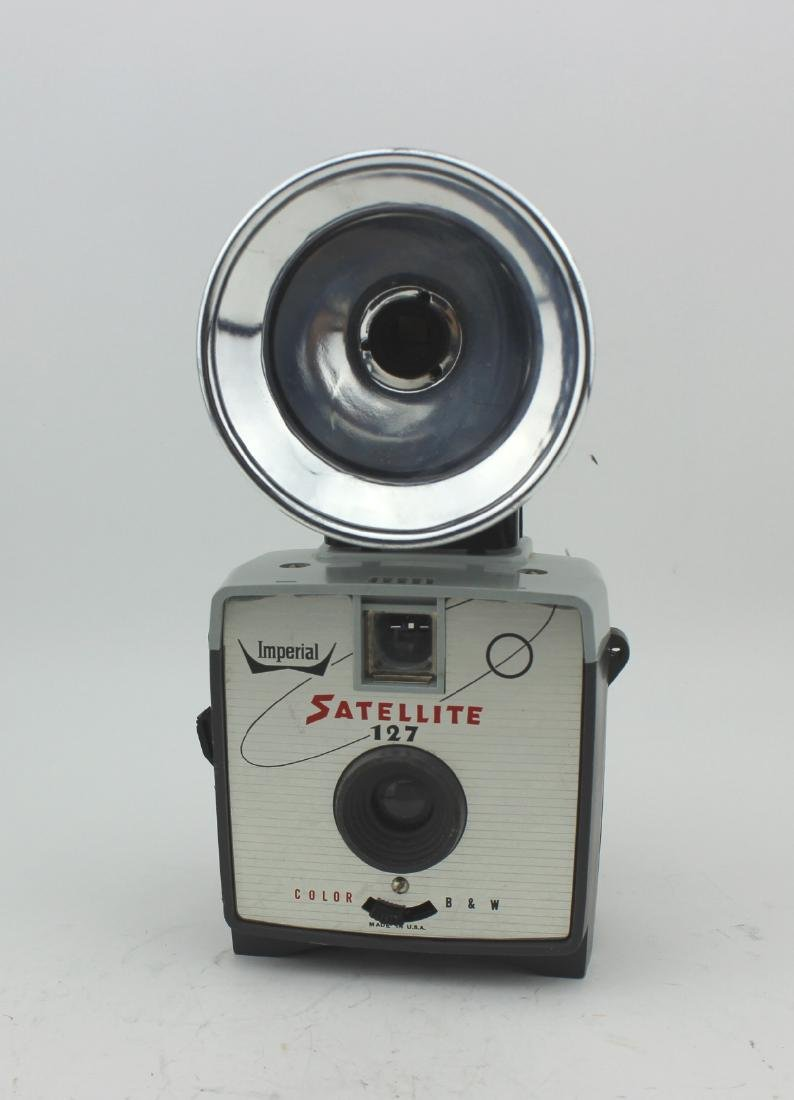 IMPERIAL SATELLITE 127 CAMERA