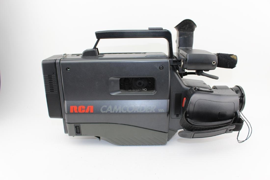 RCA VHS VIDEO CAMCORDER  MODEL CC391