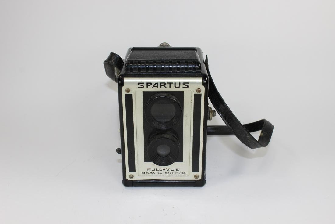 SPARTUS FULL-VUE CAMERA