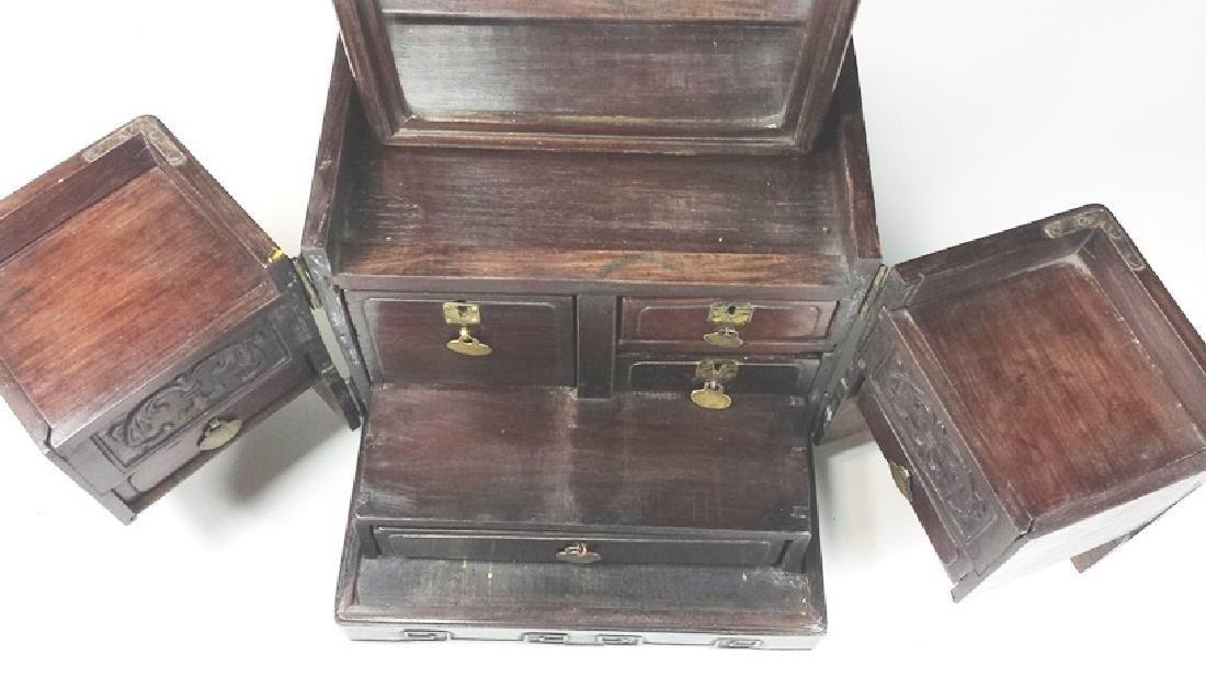 ANTIQUE HARDWOOD GUAN PI XIANG - 5
