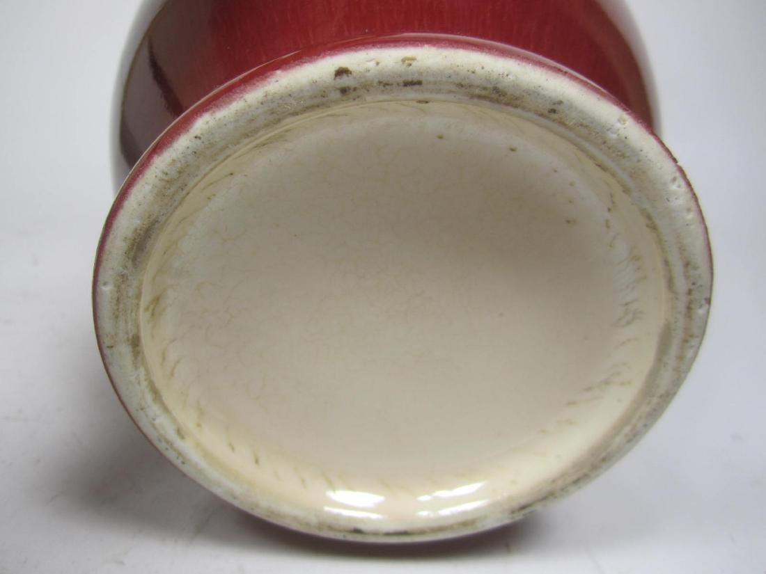 A CABBAGE LEAF PORCELAIN TEA SET - 7