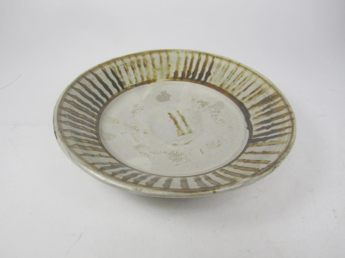 CHINESE ANTIQUE  SMALL PORCELAIN DISH