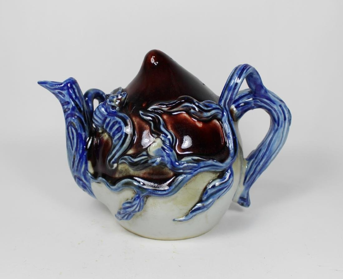 CHINESE  PORCELAIN REFLUX POT