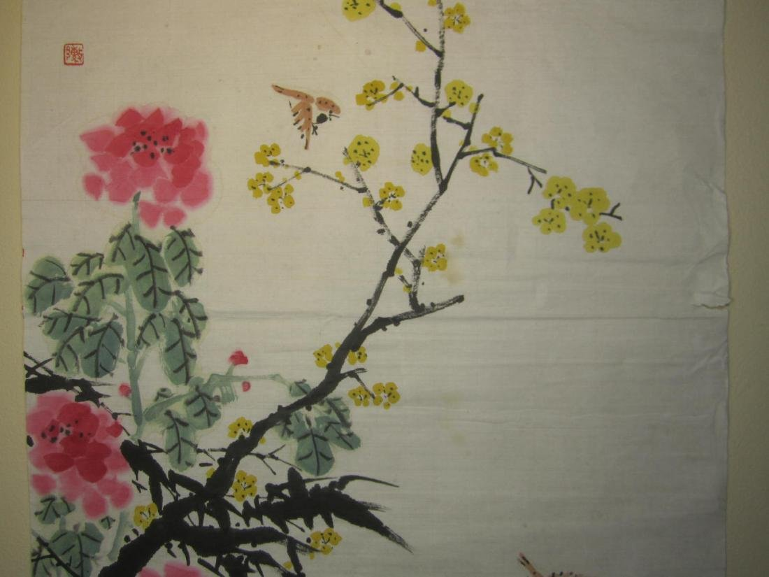 CHINESE WATERCOLOR PAINTING - 3