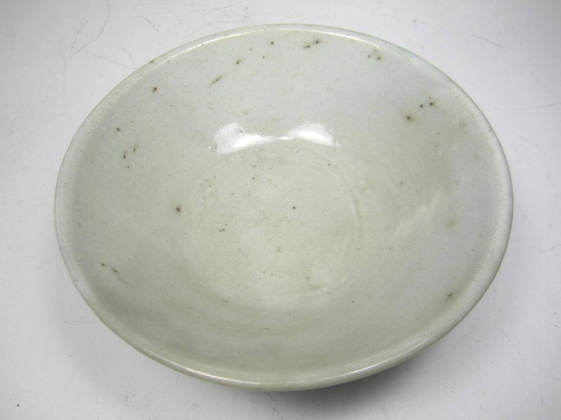 CHINESE ANTIQUE B/W BOWL - 2