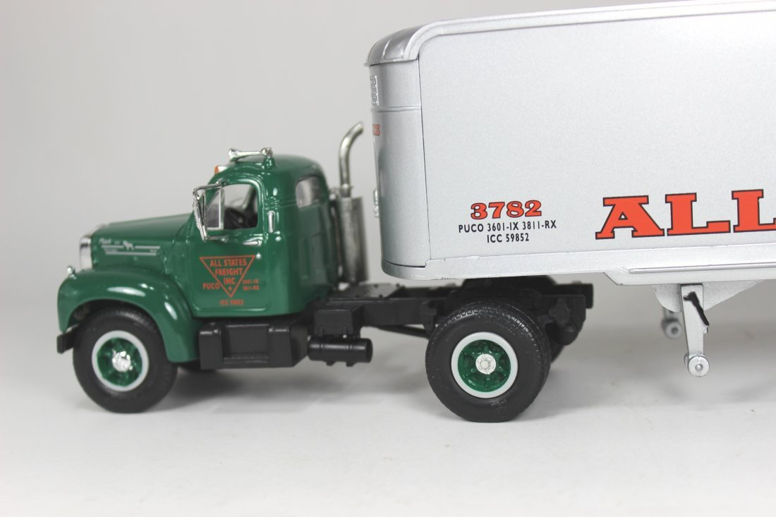 2/34 DIE-CAST ALL STATES TRUCK MODEL - 9