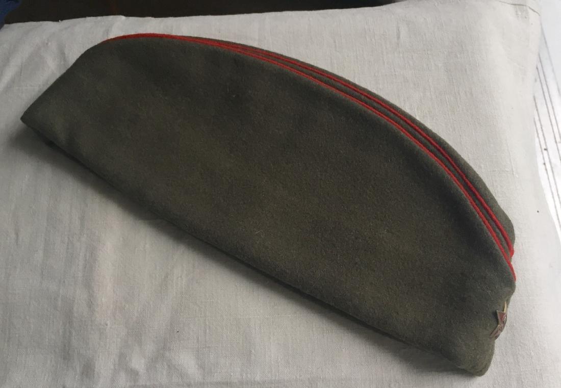 Russian WWII Side Cap