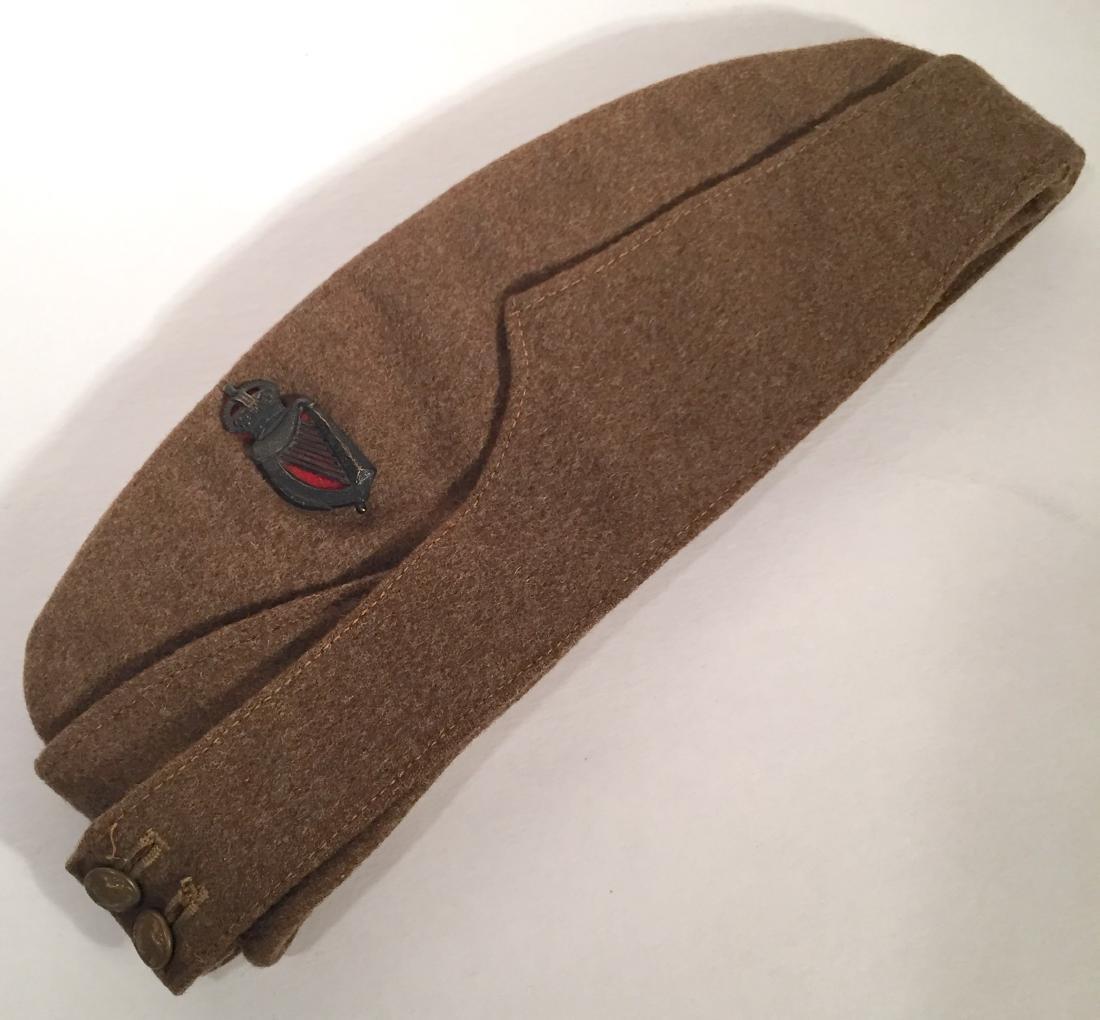 WWII Irish Volunteer Side Cap