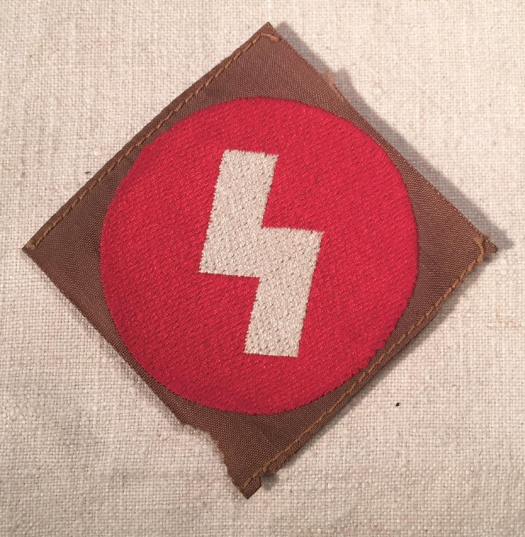 German Hitler Youth Unit Insignia Badge RZM