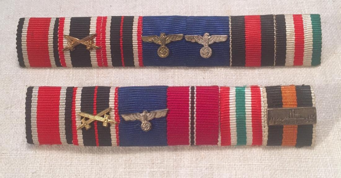 German WWII Ribbon Bars