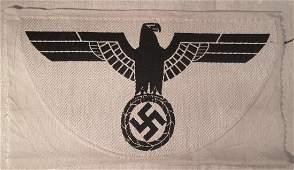 WWII German Army Sports Shirt Patch
