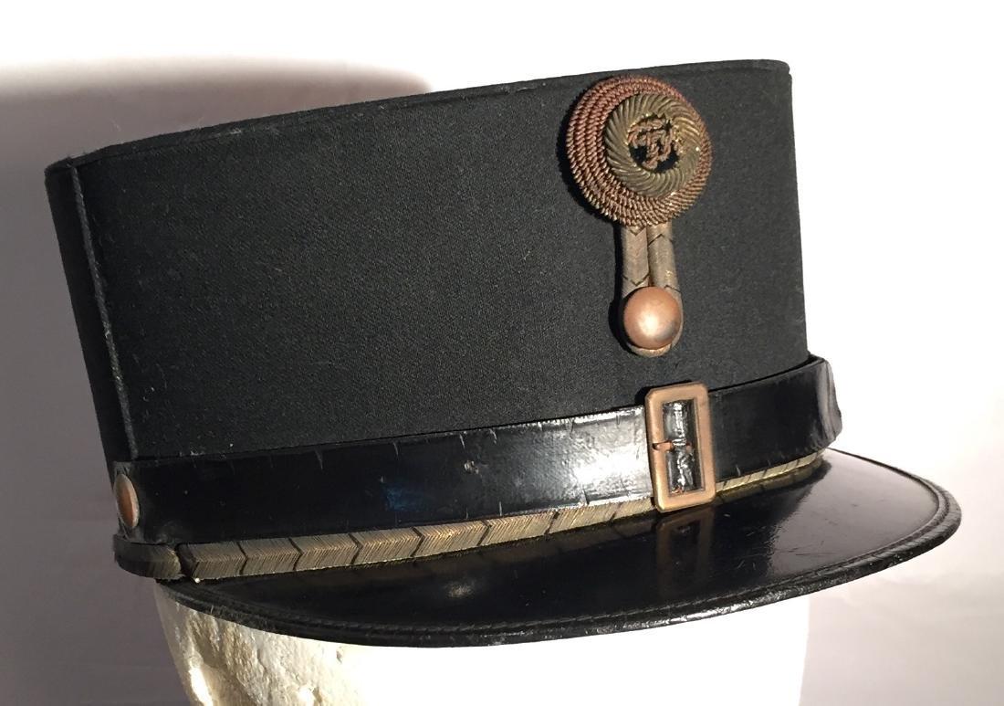 WWI Officer's Kepi Hat German or Austian