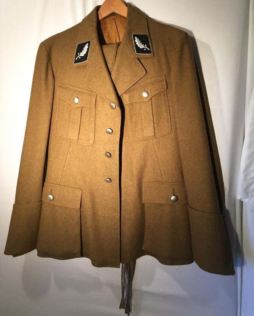 German WWII SA Tunic and Pants